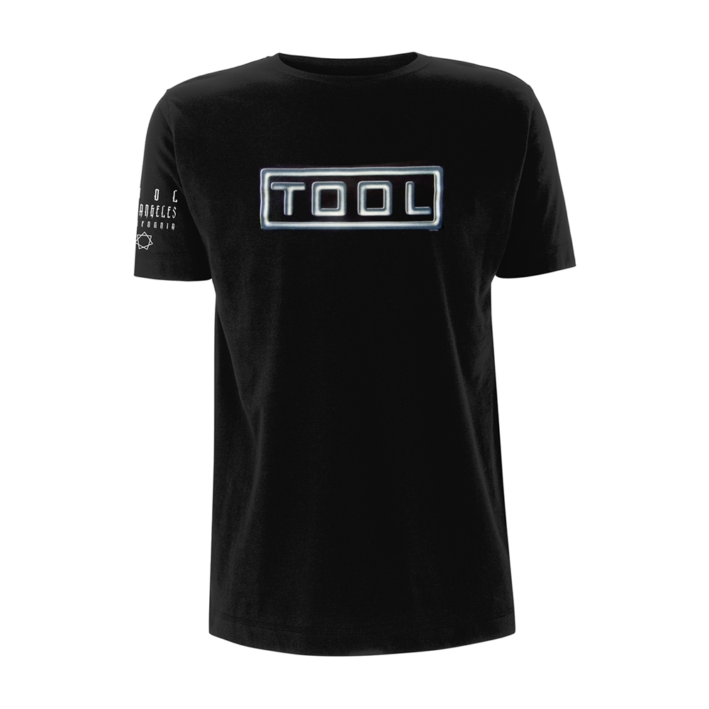 Tool - Box Logo (Black)