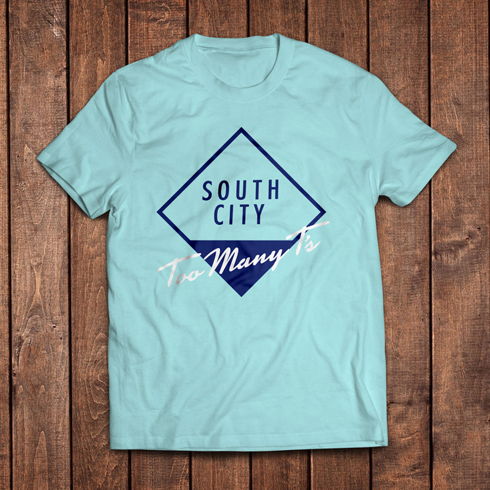 Too Many T's - South City (Mint)