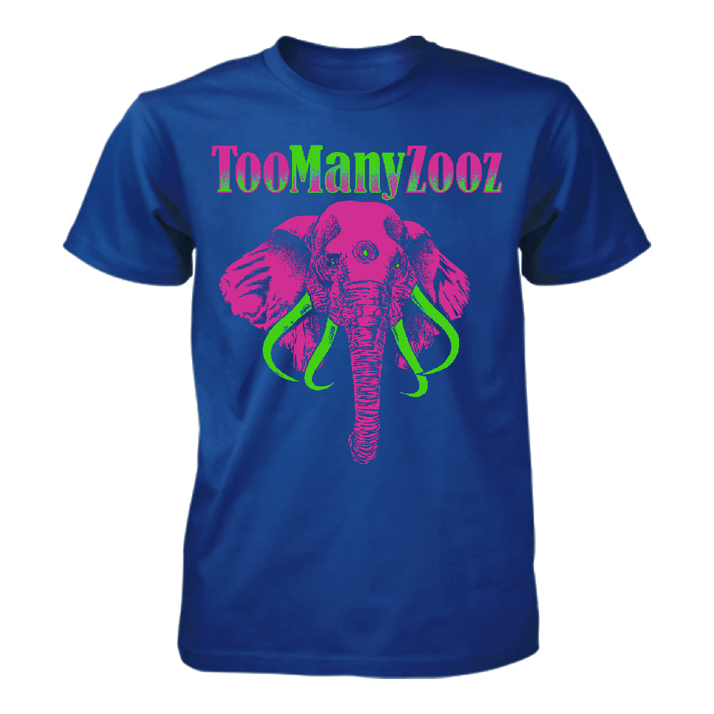 Too Many Zooz - Zen Elephant