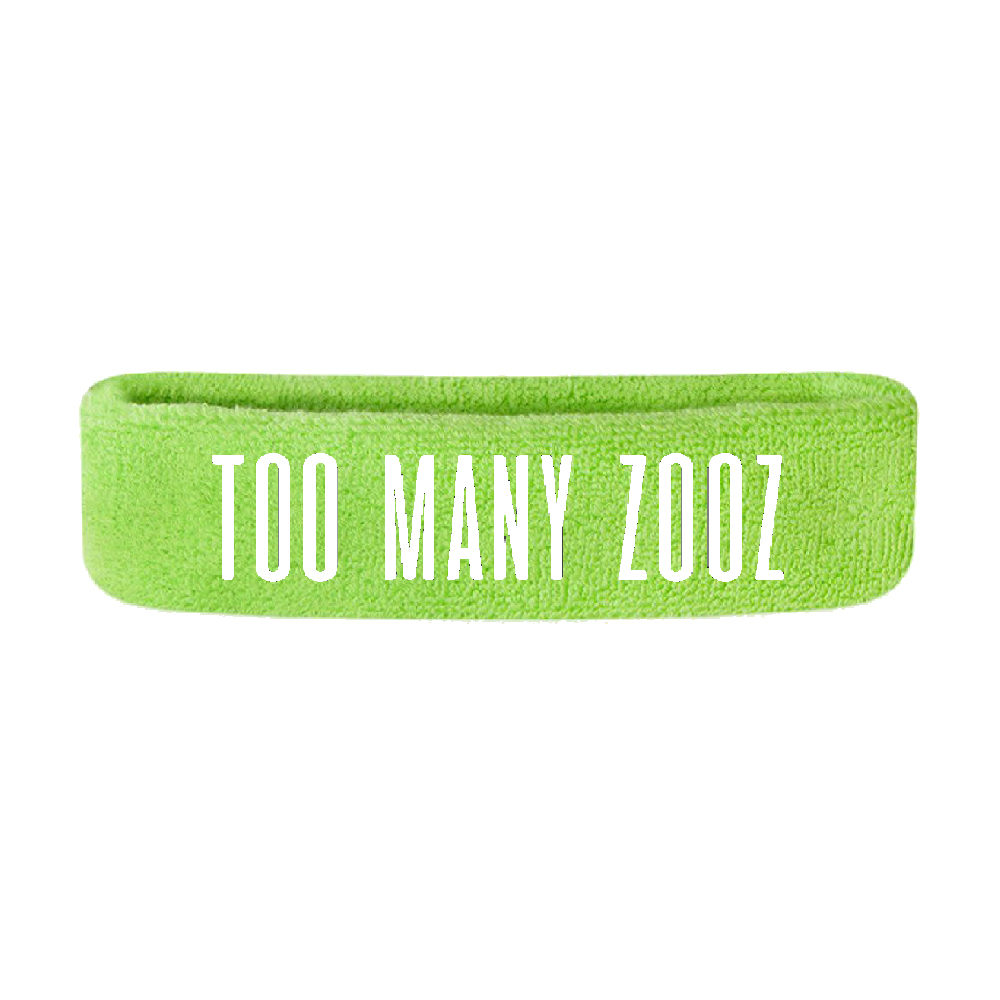 Too Many Zooz - Too Many Zooz (Green)