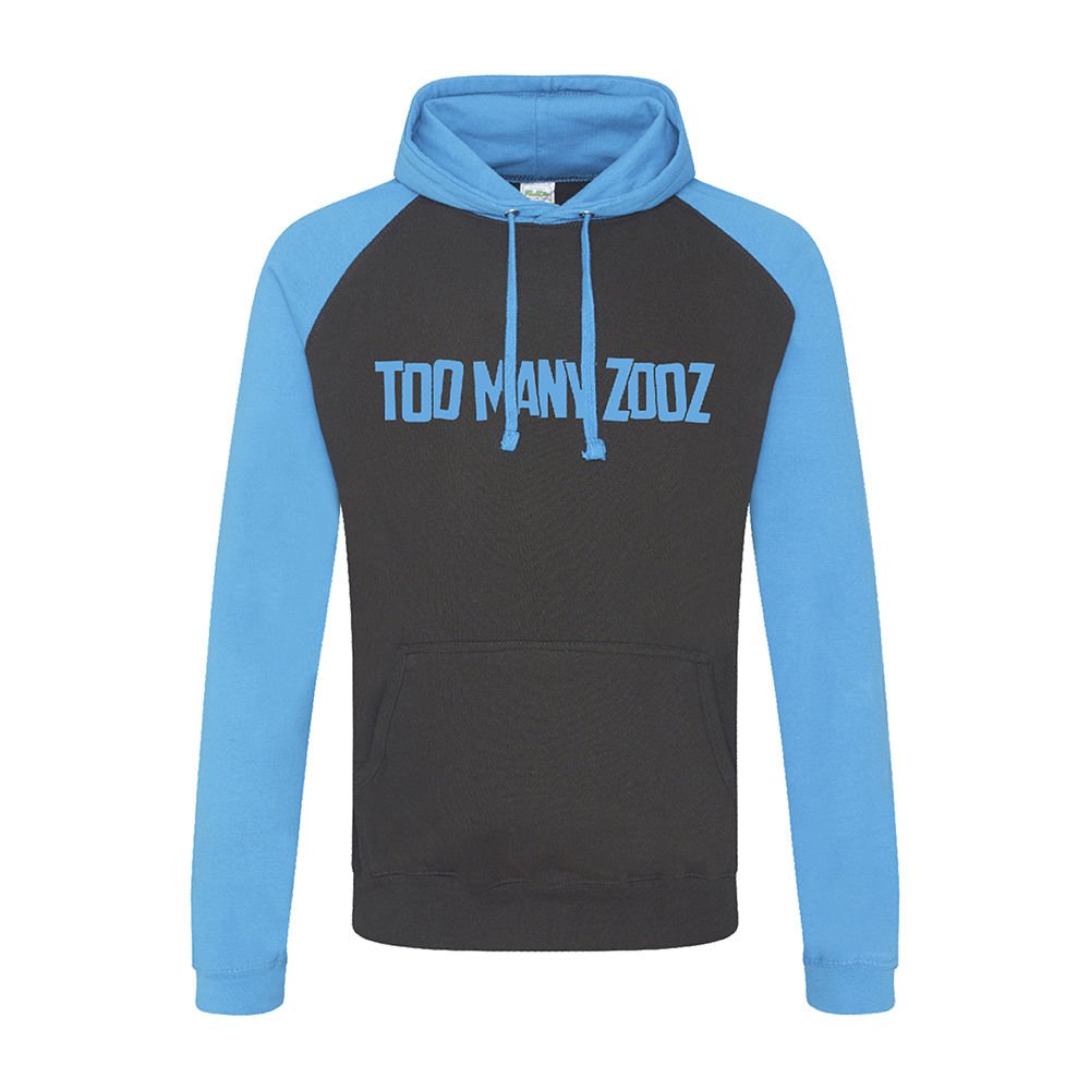 Too Many Zooz - Tres Elephant (Black/Blue)
