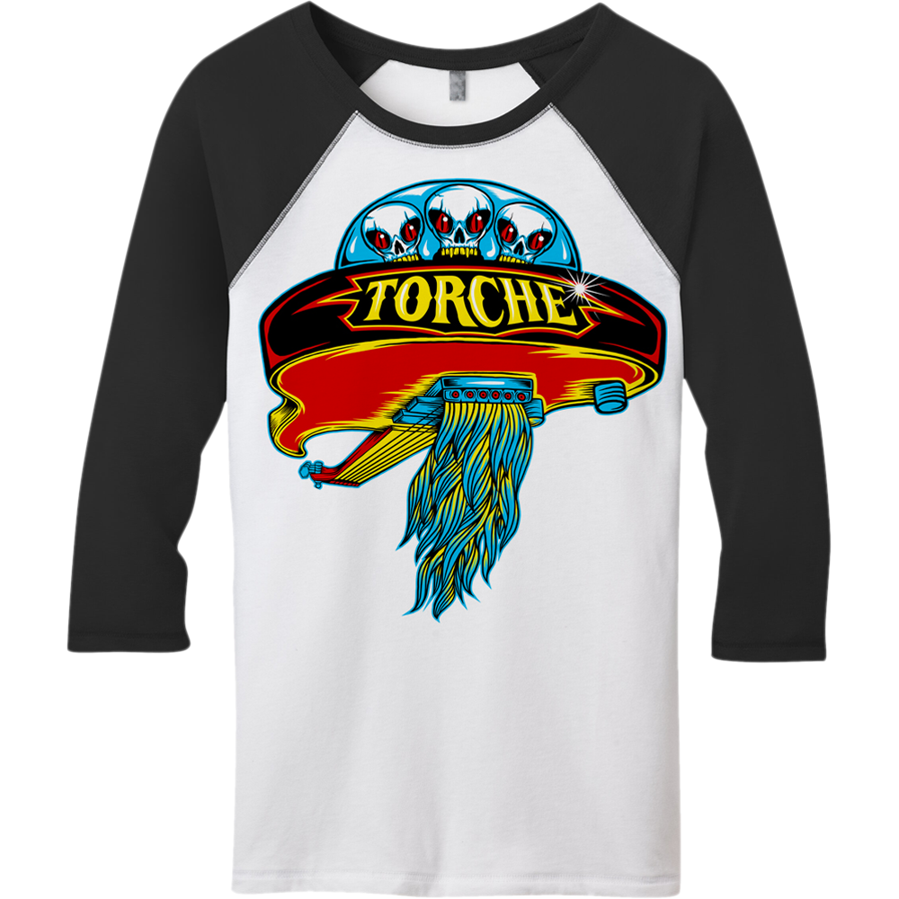 Torche - Boston (Raglan 3/4 Sleeve)