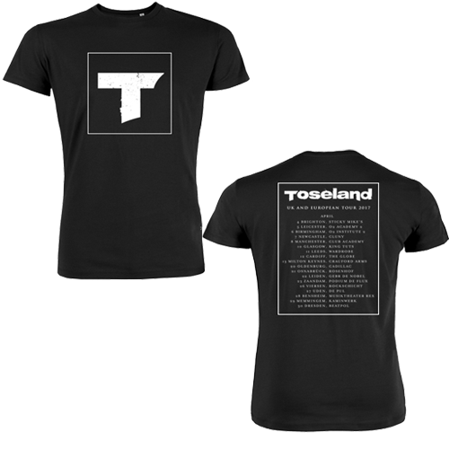 Toseland - Tour (Black)
