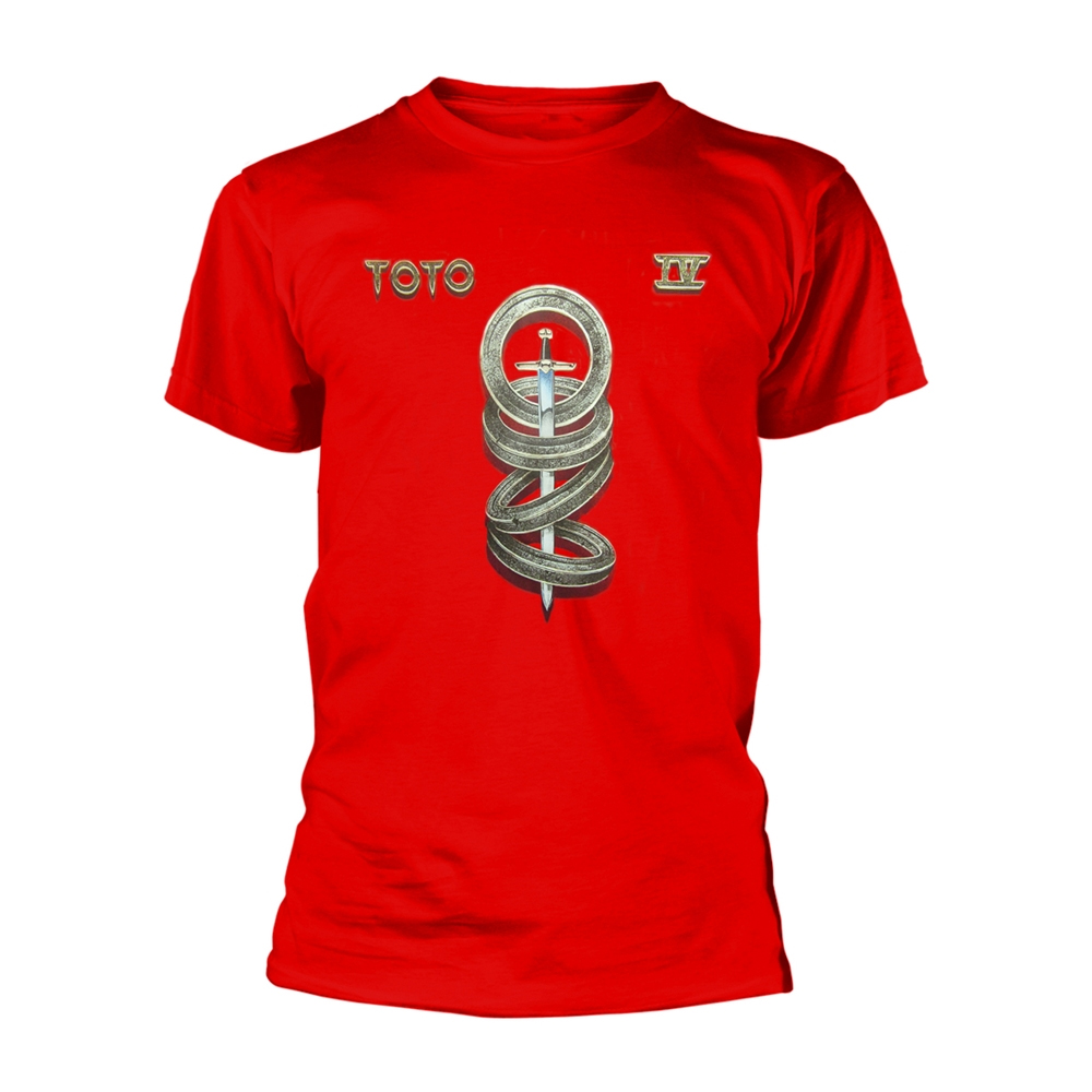 Toto - IV (Red)