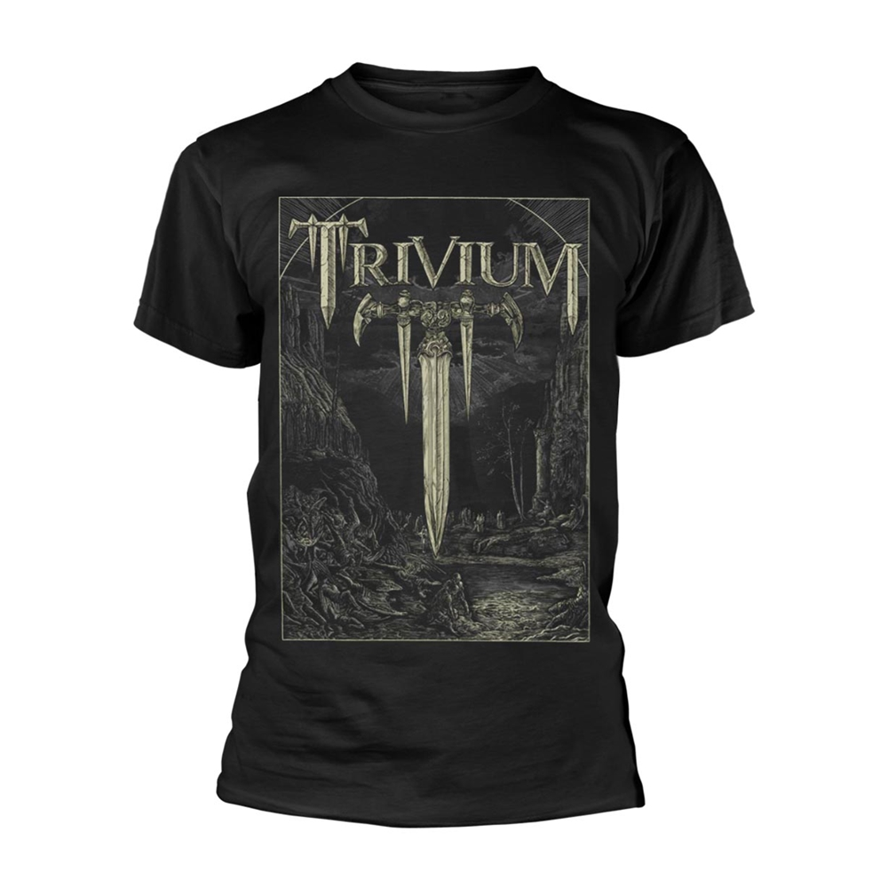 Trivium - Battle (Black)