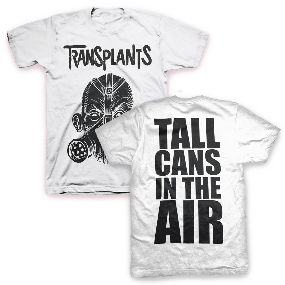 Transplants - Tall Cans (White)