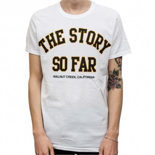 The Story So Far - Simple Arch (White)