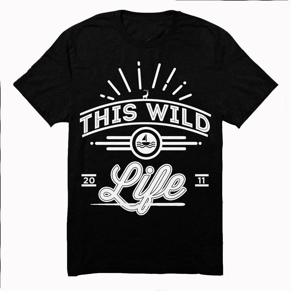 This Wild Life - Wild Camp (Black)