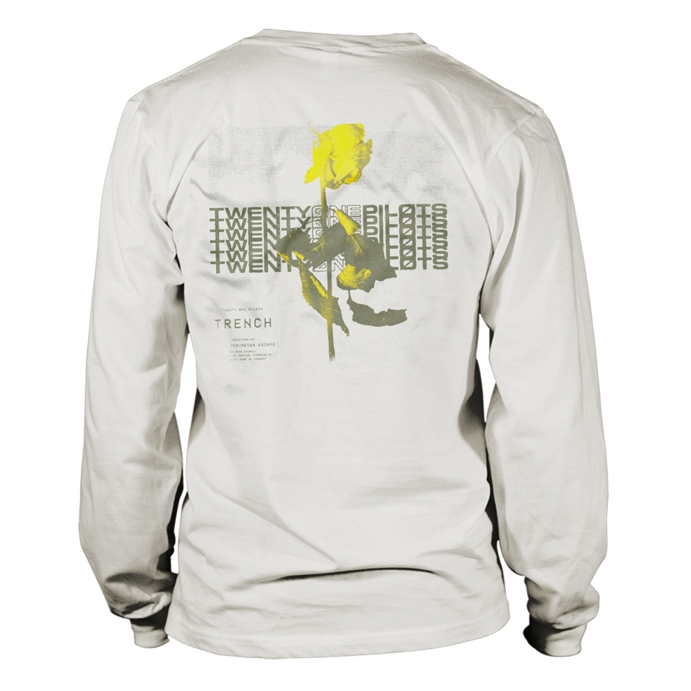 Twenty One Pilots - Rose (Longsleeve)