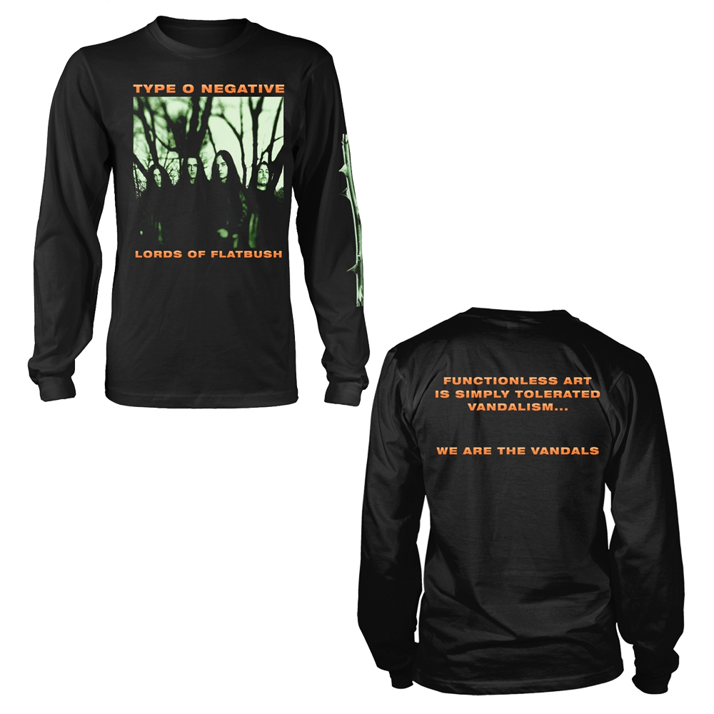 Type O Negative - October Rust (Longsleeve)