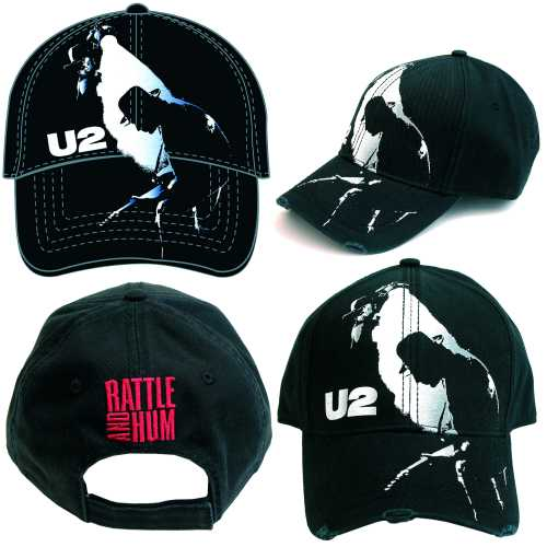 U2 - Rattle And Hum (Black)