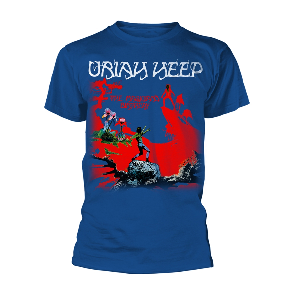 Uriah Heep - The Magicians Birthday (Navy)