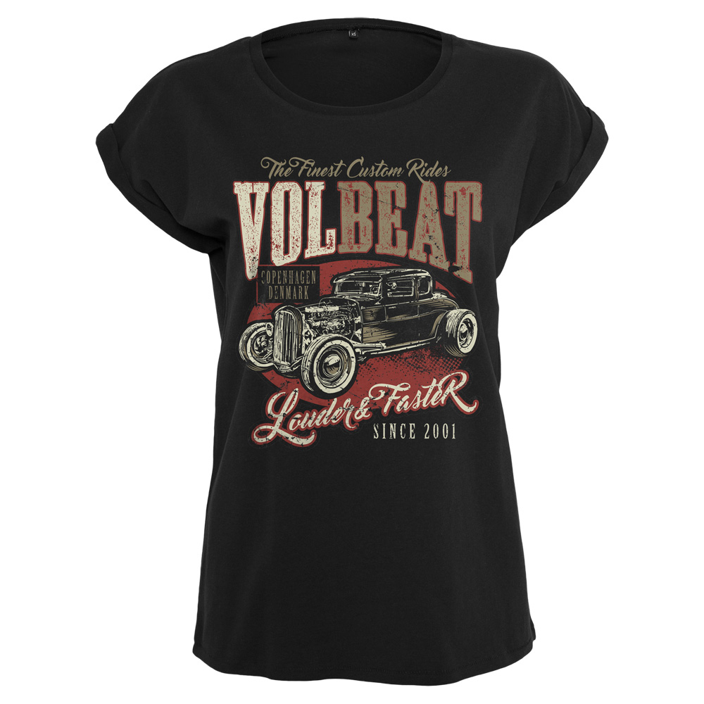 Volbeat - Louder & Faster (Ladies)