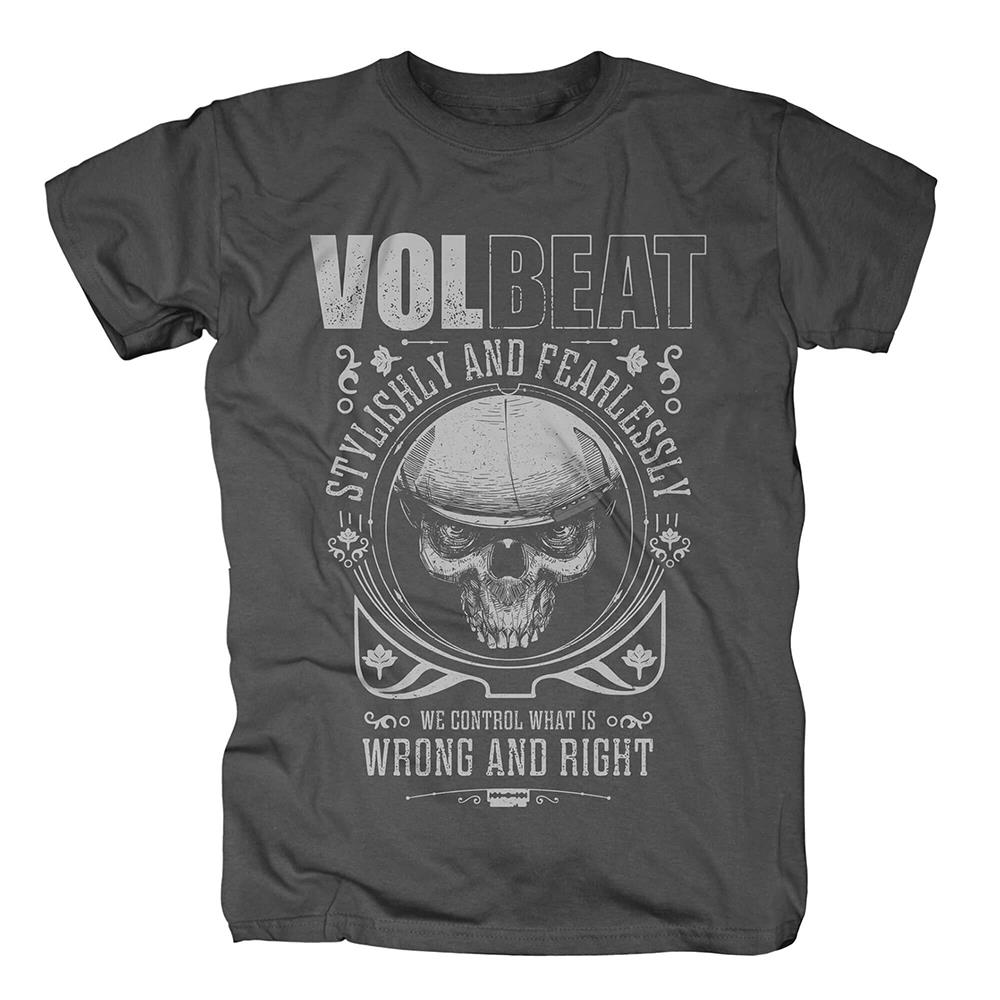 Volbeat - Wrong And Right (Charcoal)