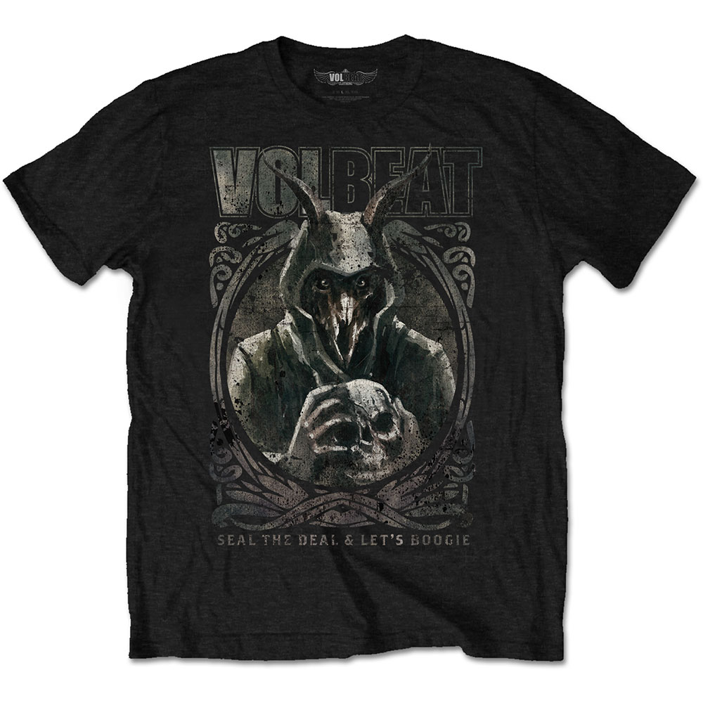 Volbeat - Goat with Skull