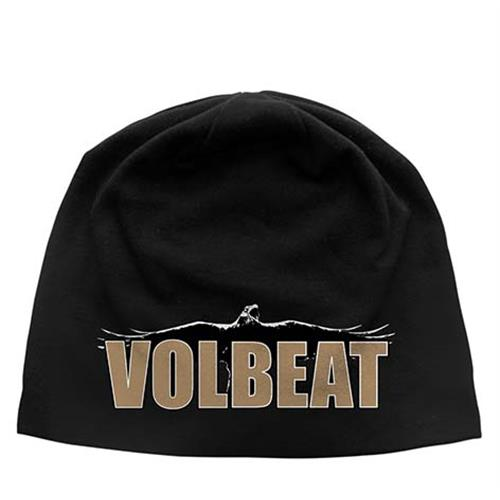 Volbeat - Raven Logo (Black)