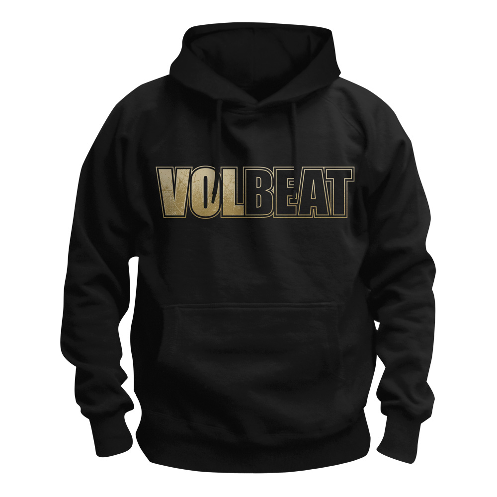 Volbeat - Bleeding Crown Skull (Hoodie)