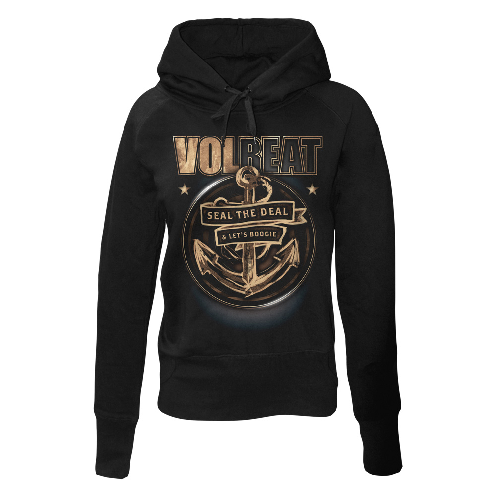Volbeat - Anchor (Ladies Hoodie)