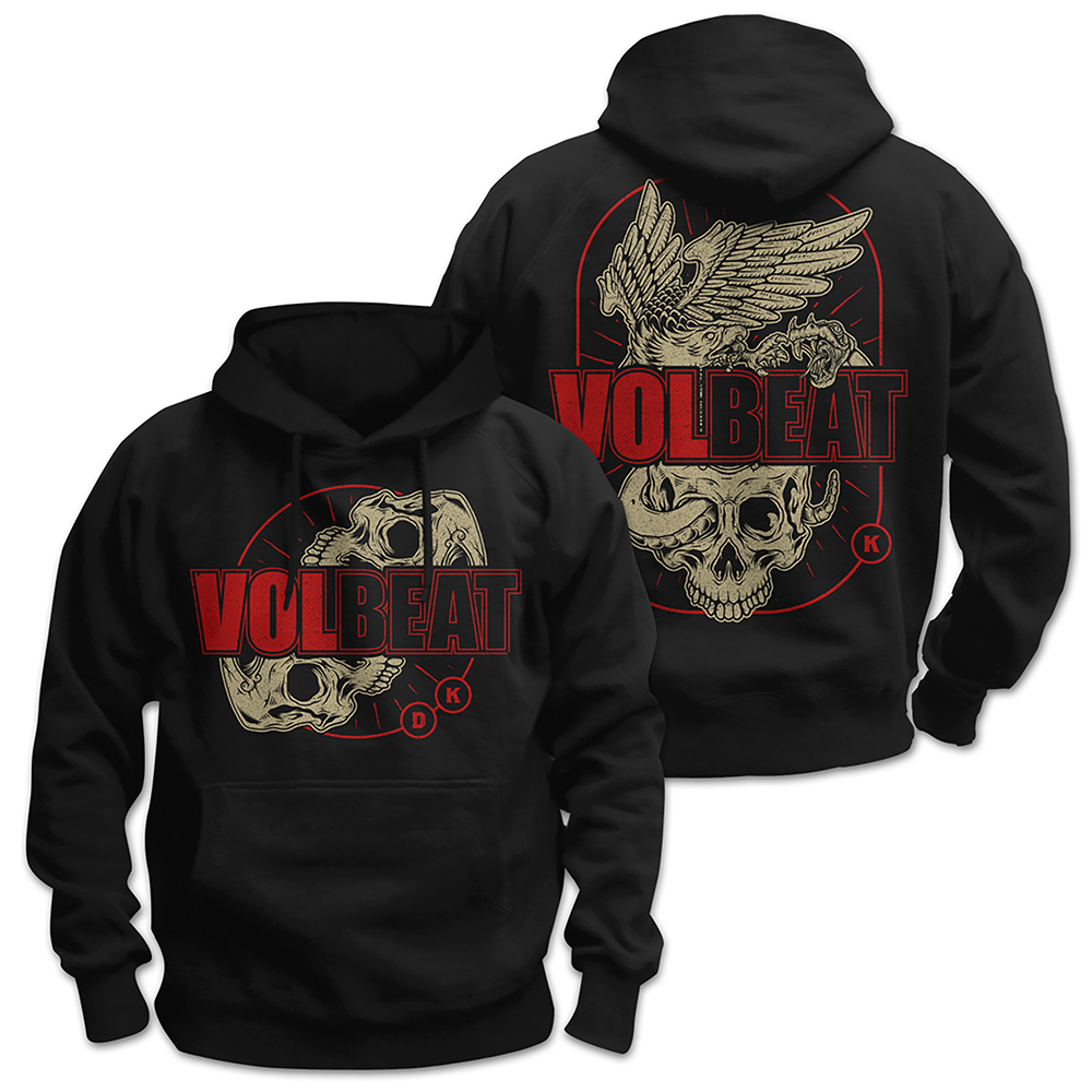 Volbeat - Fight For Life (Hoodie)