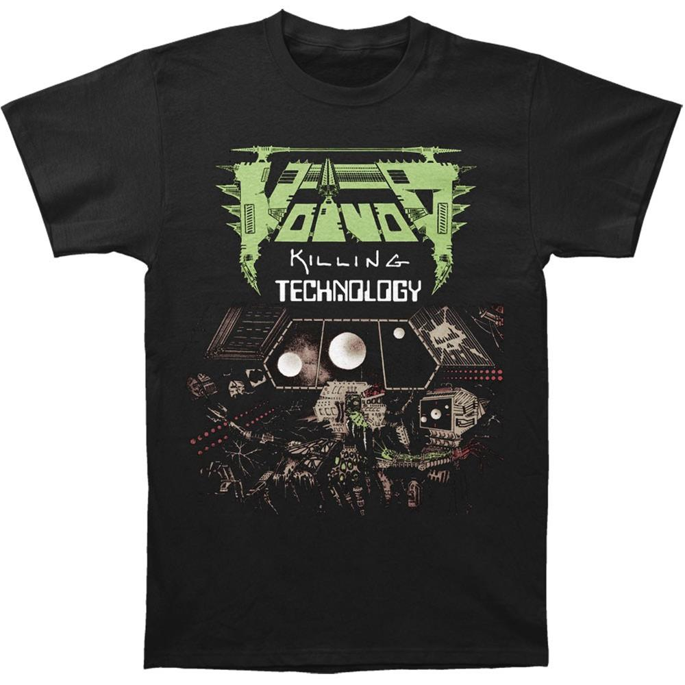 Voivod - Killing Technology (Black)