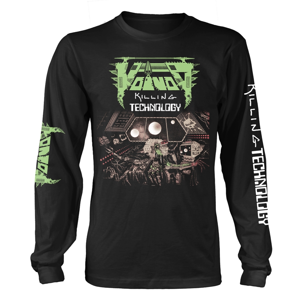 Voivod - Killing Technology (Longsleeve)