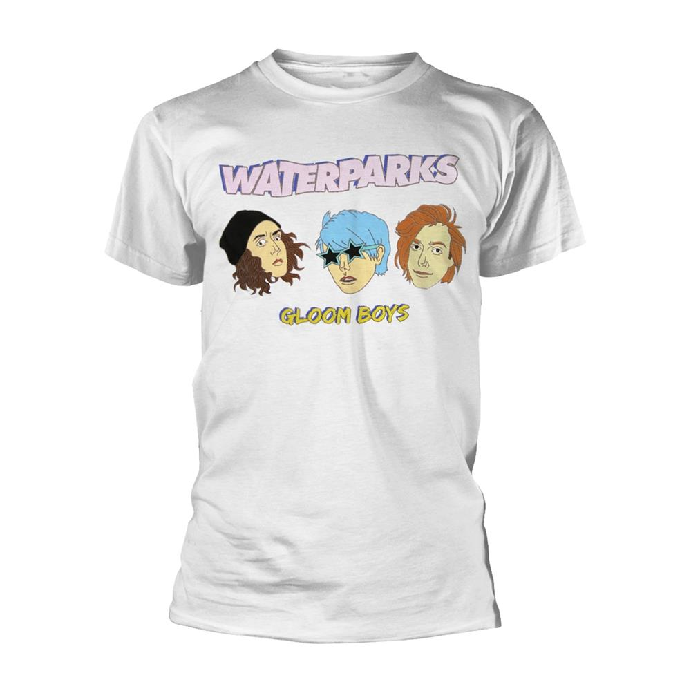 Waterparks - Gloom Boys (White)