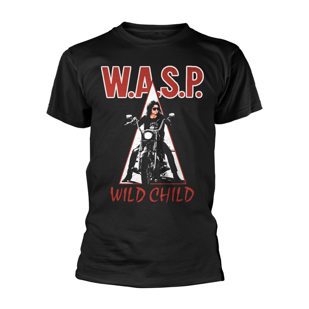 WASP - Wild Child (Black)