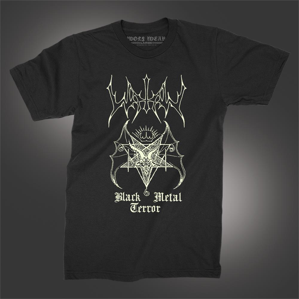 Watain - Black Metal Terror (Black)