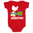 Woodstock : USA Import Romper