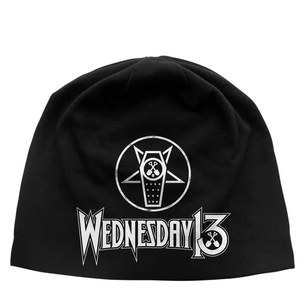 Wednesday 13 - What The Night Brings (Discharge Beanie Hat)