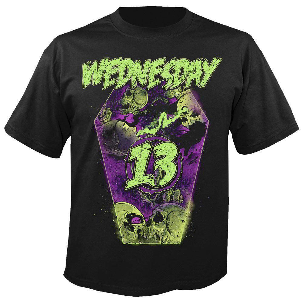 Wednesday 13 - Coffin