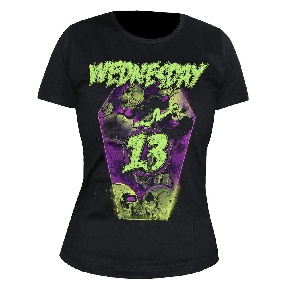 Wednesday 13 - Coffin (Ladies)