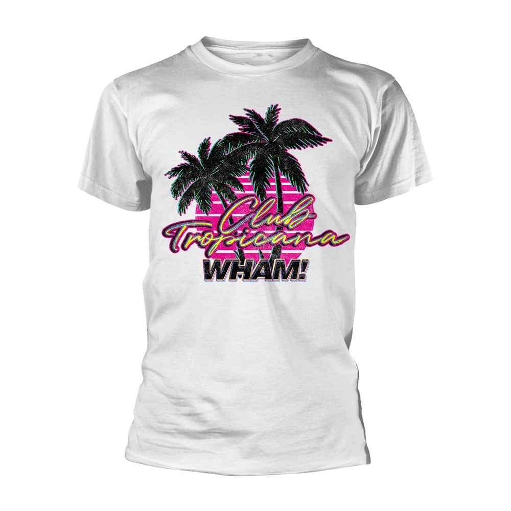 Wham - Club Tropicana (White)