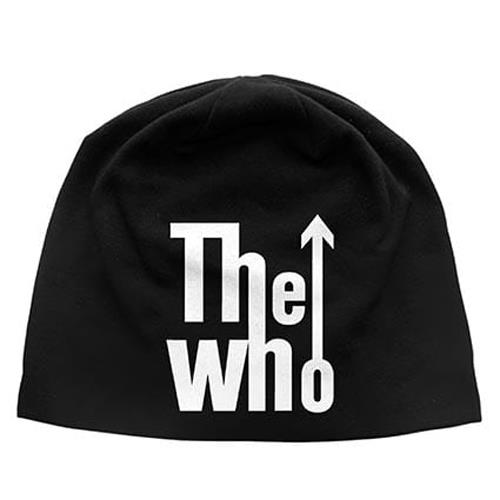 The Who - Logo (Discharge Beanie Hat)