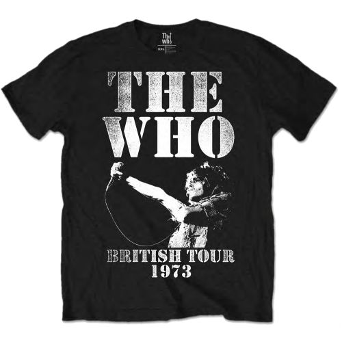 The Who - 'British Tour 1973'