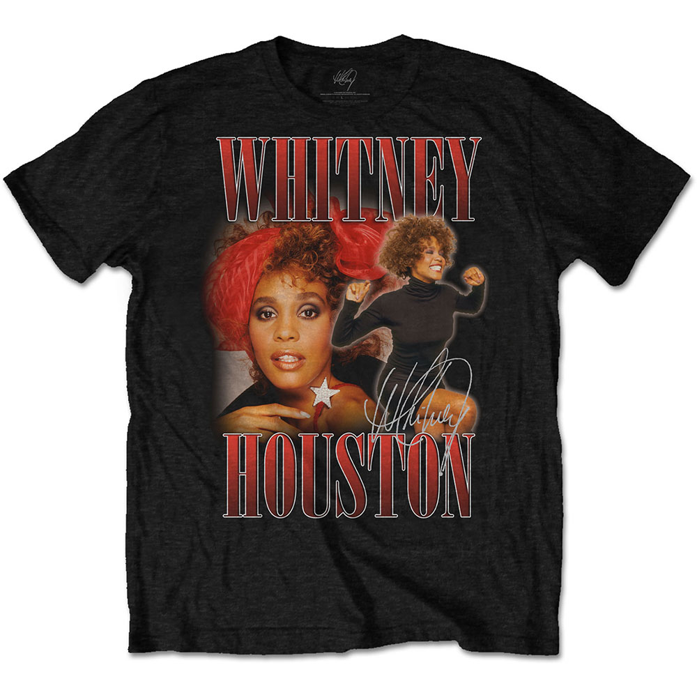 Whitney Houston - 90s Homage