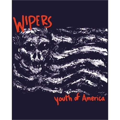 The Wipers - Youth of America (Navy)