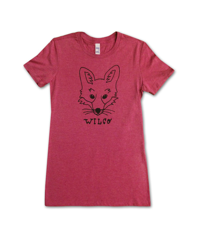 Wilco - Fox (Raspberry) (Women's)