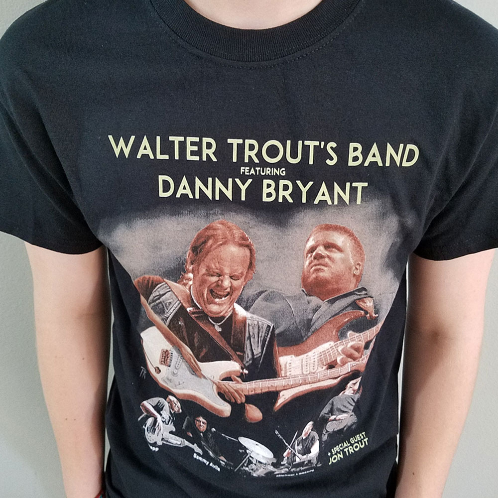 Walter Trout - Walter Trout Band Featuring Danny Bryant [USA]