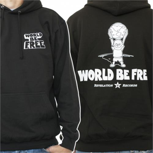 World Be Free - OG Logo (Black)