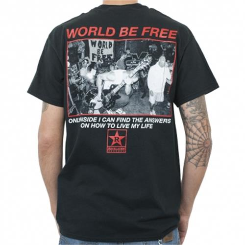 World Be Free - UC (Black)