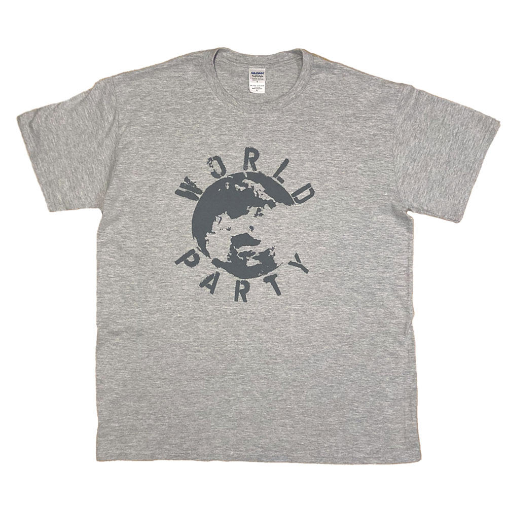 World Party - Globe (Grey/Dark Grey)