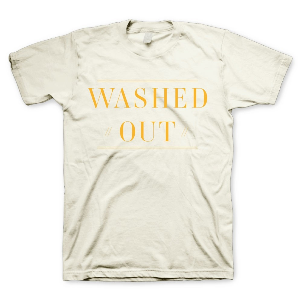 Washed Out - Gold Lines