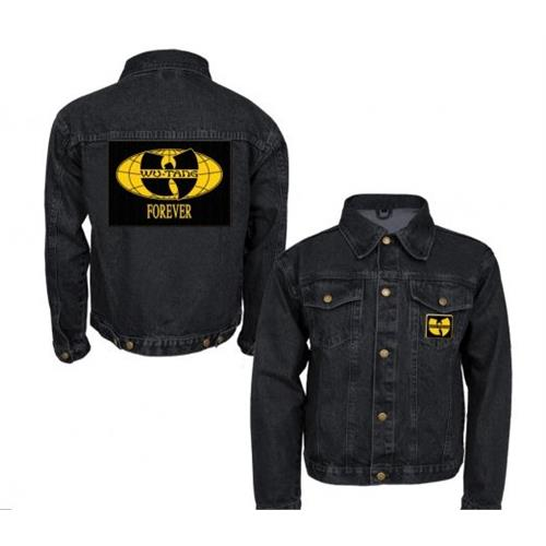 Wu-Tang Clan - Forever Patch (Denim)