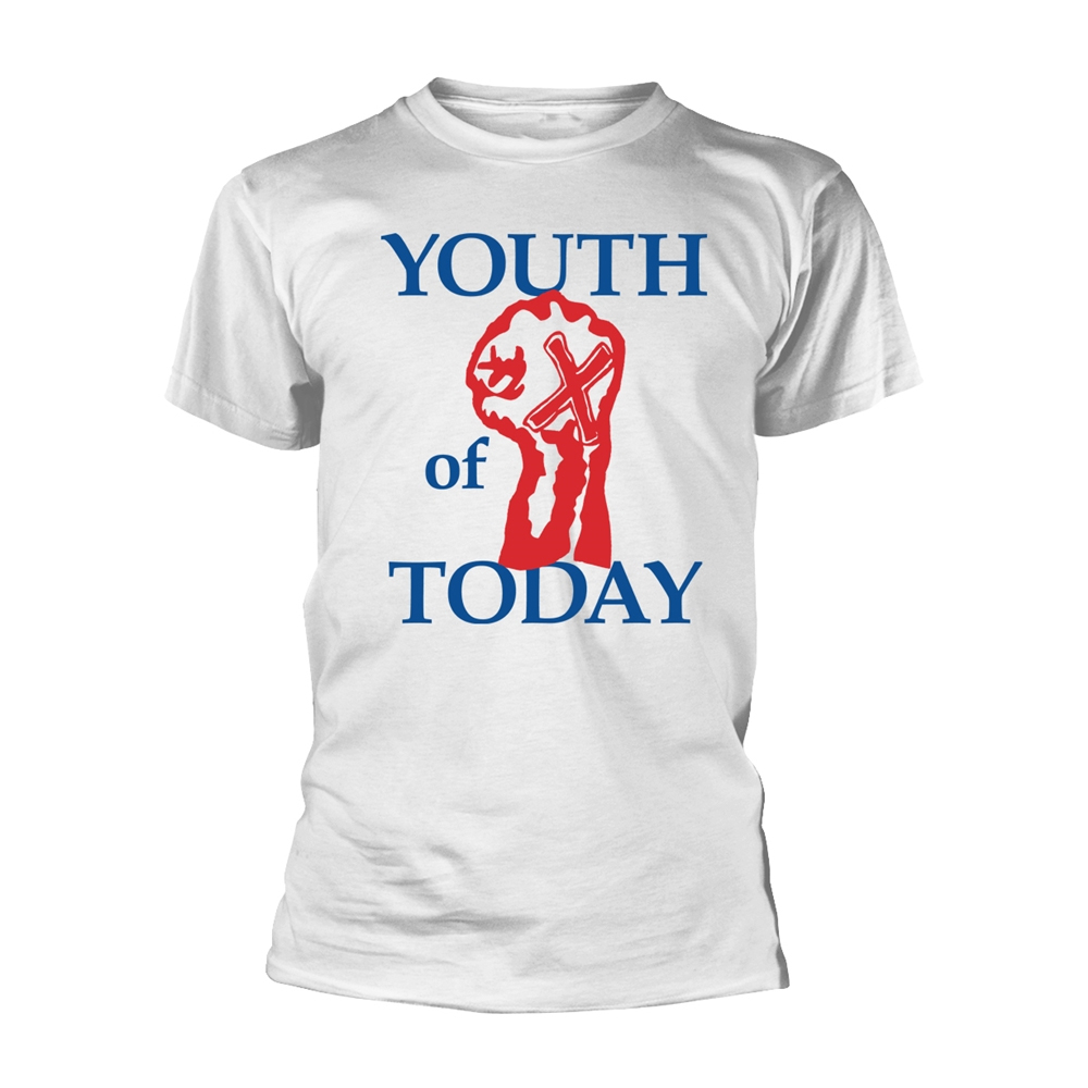 Youth of Today - Fist (White)