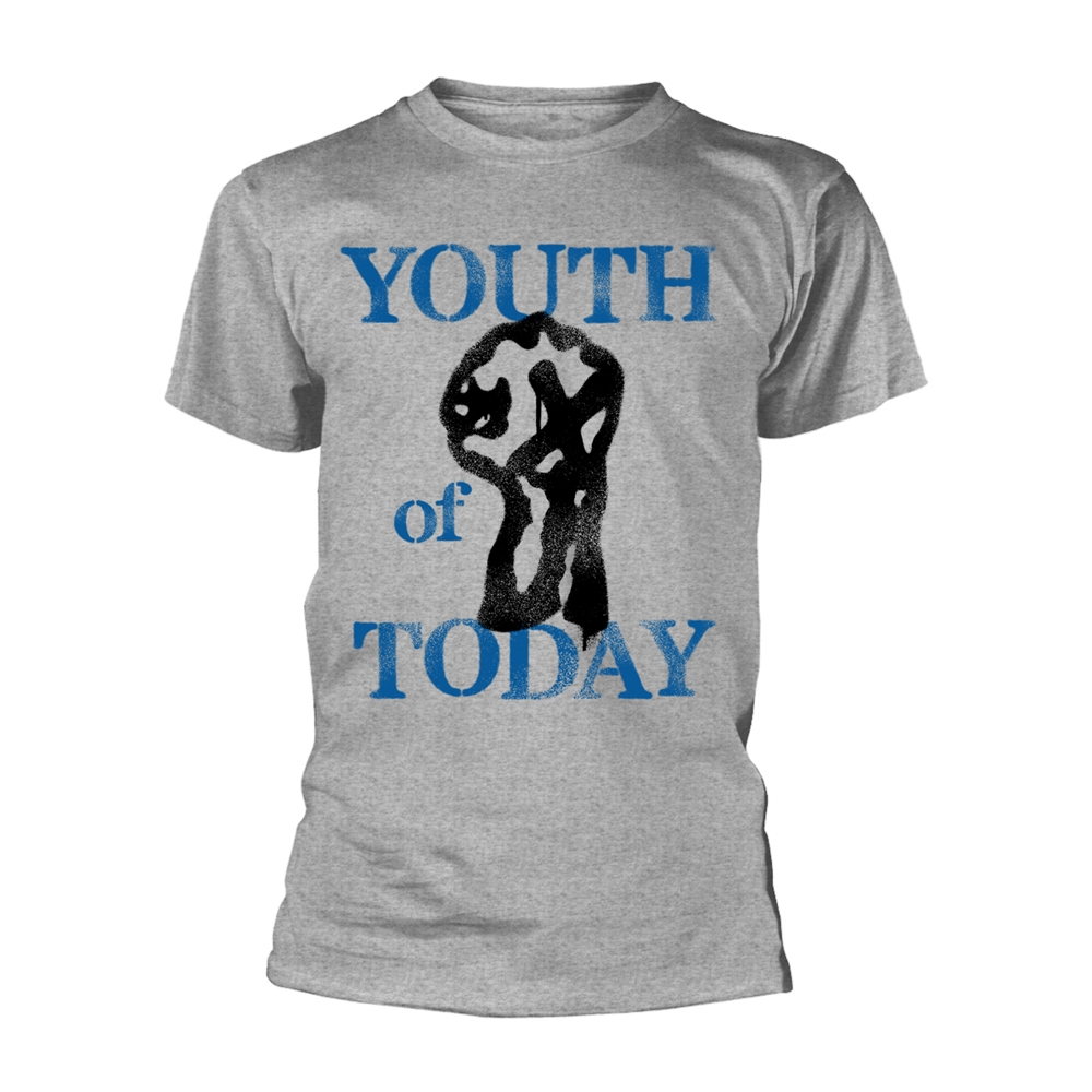 Youth of Today - Stencil (Grey)