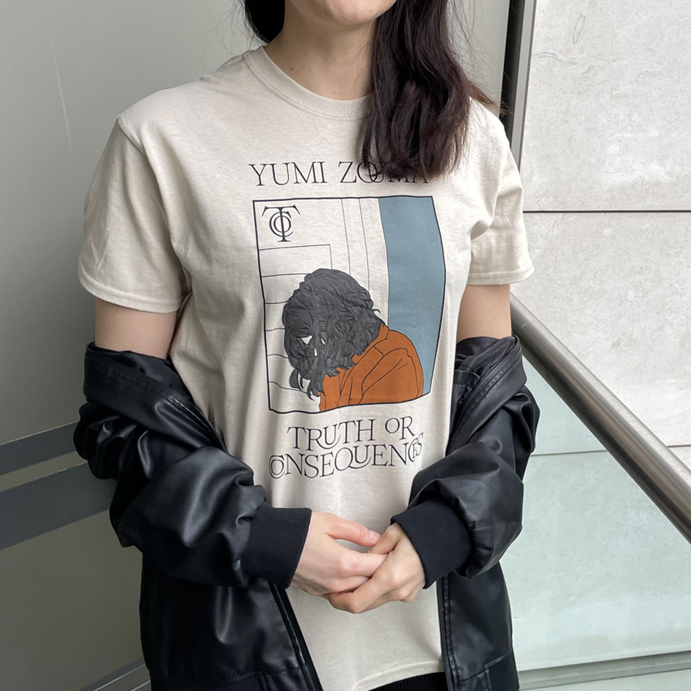 Yumi Zouma - 'Truth or Consequences' Illustration Tee