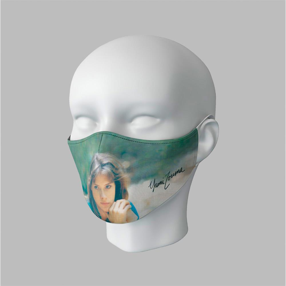 Yumi Zouma - 'EP I' Reusable Two-Layer Facemask