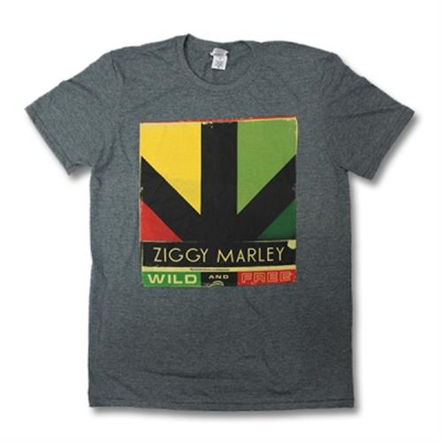 Ziggy Marley - Wild And Free (Sports grey)