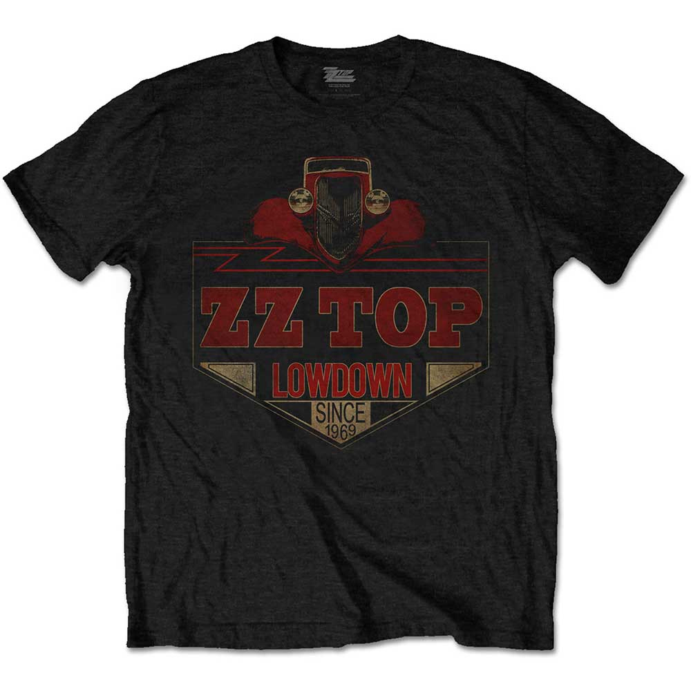 ZZ Top - Lowdown